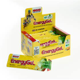 High5 EnergyGel Alimentazione sportiva Summer Apple 20 x 40g